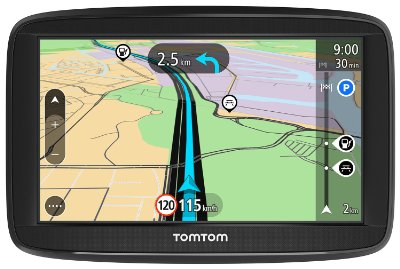 tomtom start 52 europe navi test. Black Bedroom Furniture Sets. Home Design Ideas